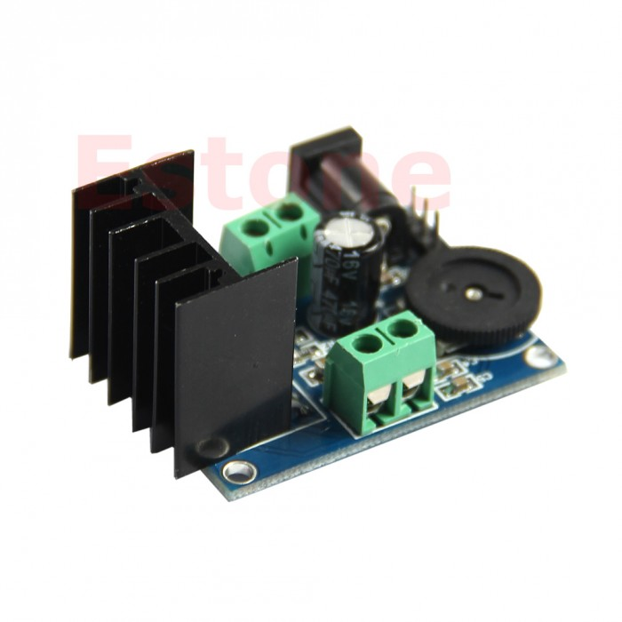 Power Audio Amplifier Module DC 6 to 18V TDA7297 Double Channel 10-50W