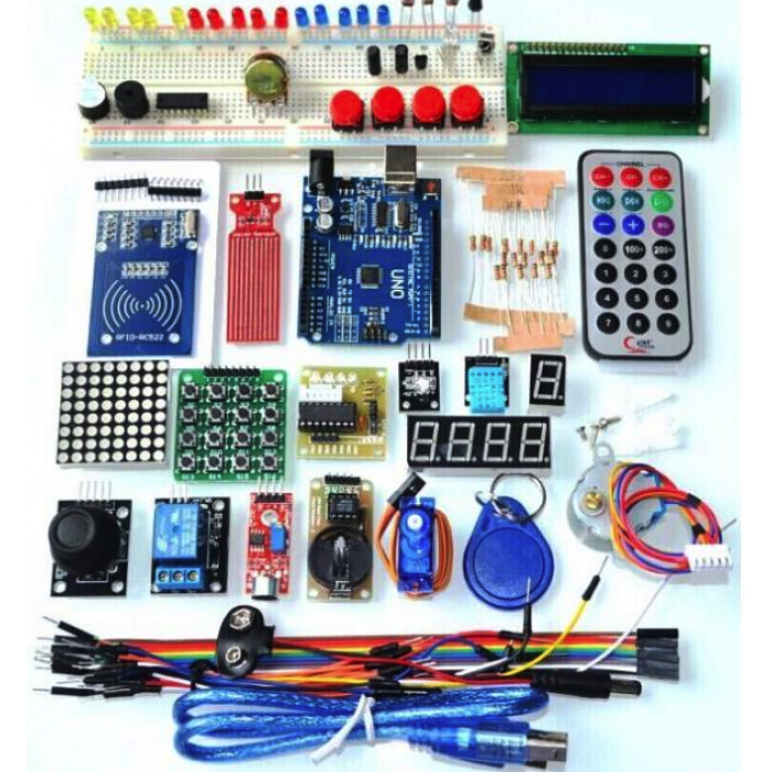 Arduino Uno Ultimate Starter Pack