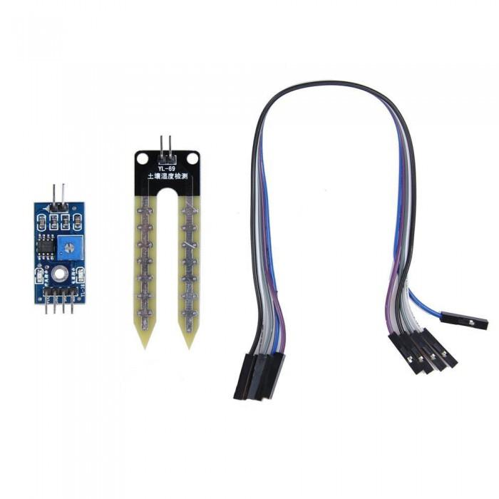 Soil Hygrometer Detection Module Soil Moisture Sensor