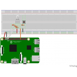 Using the GPIO pins to control output