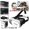 VR BOX 2nd Gen 3D Glasses Virtual Reality Headset