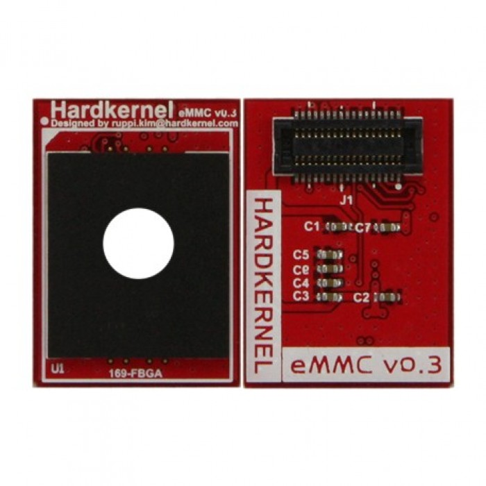 8GB eMMC Module C2 with pre-installed Linux