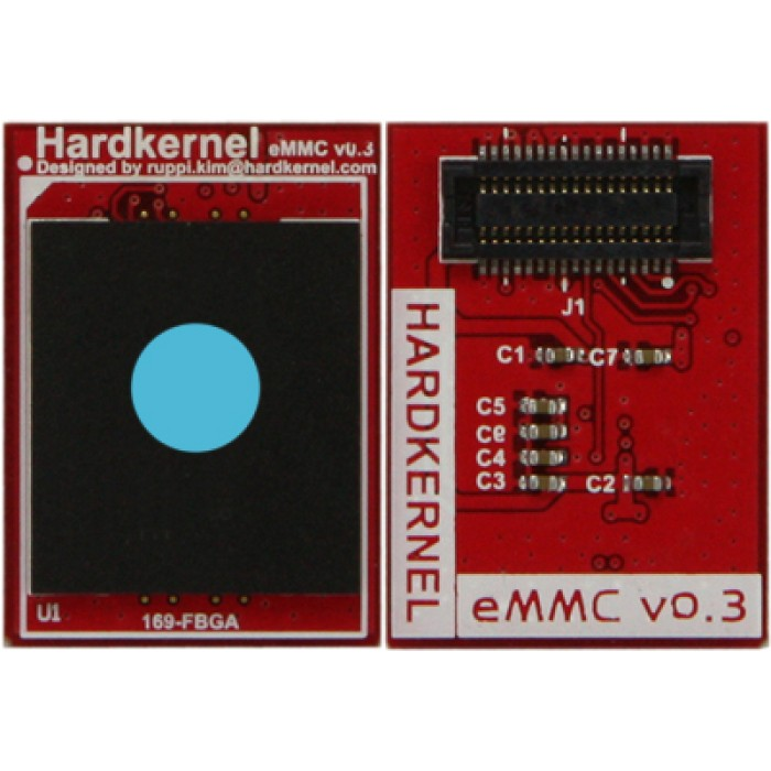 16GB eMMC Module XU4 with pre-installed Linux