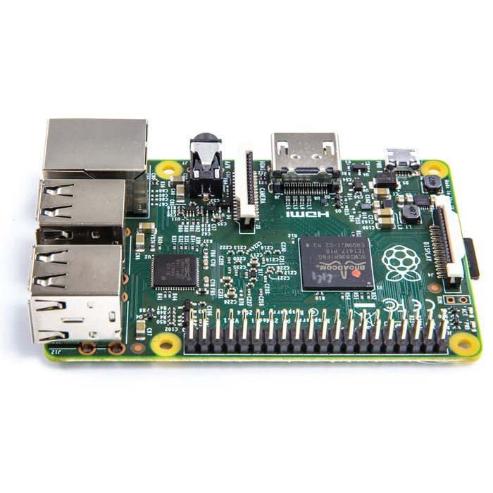 A4 Raspberry PI Board - 2 Model B 1Gb Ram, 900 Mhz Quad Core