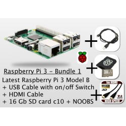 Raspberry Pi Bundle 1