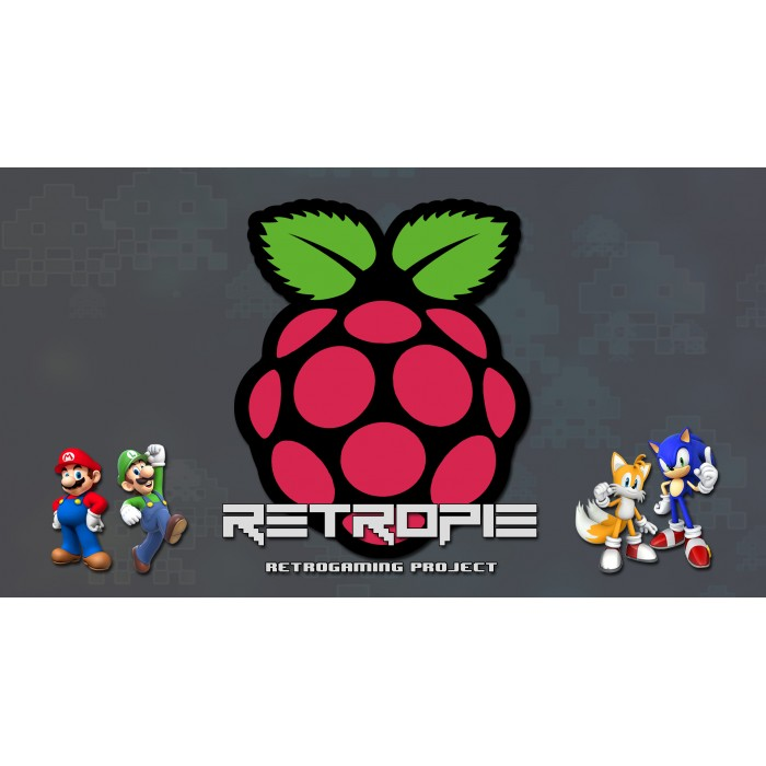 Retropie Gaming Package Bundle