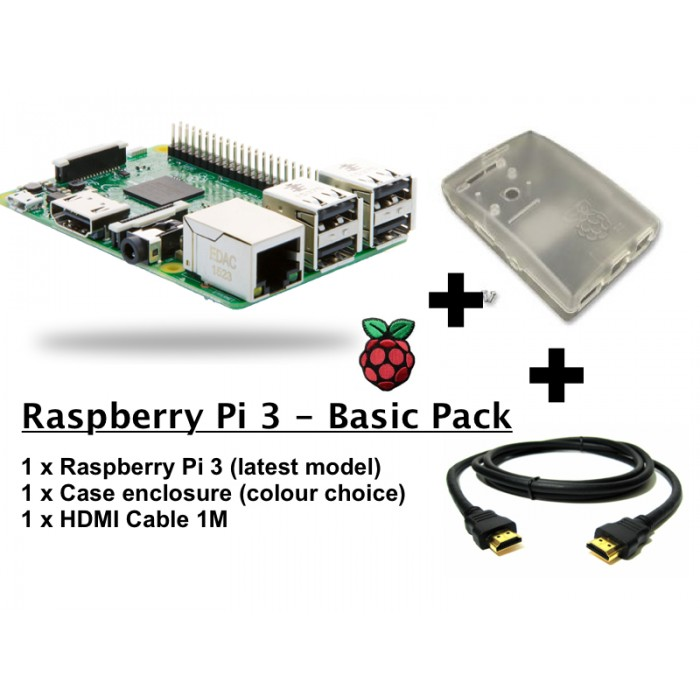 Raspberry Pi - Basic Pack 1