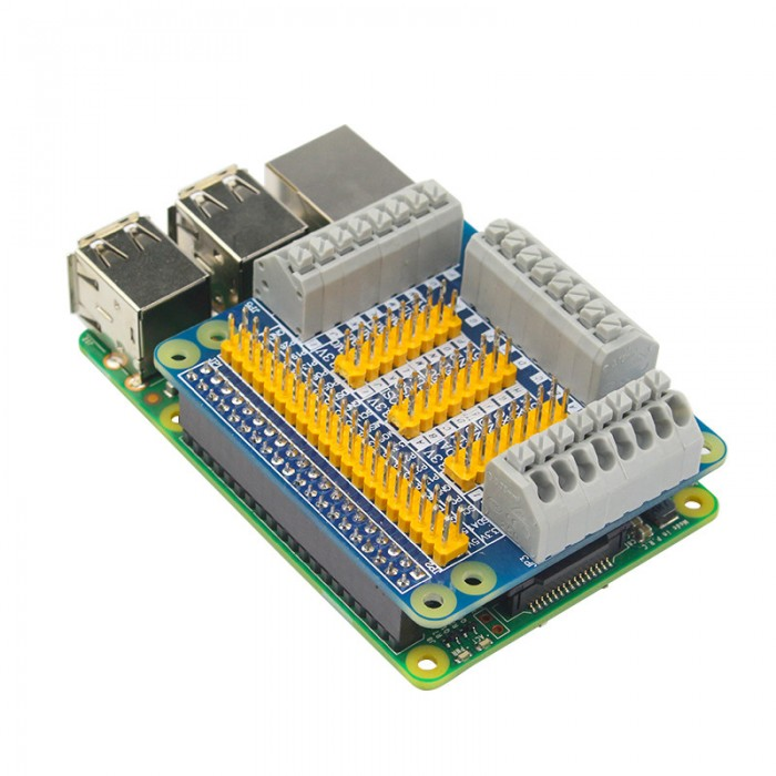 GPIO Extension Board Multifunction GPIO Adapter Module For Raspberry pi