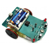 Motor car Intelligent line tracking robot kit D2-1