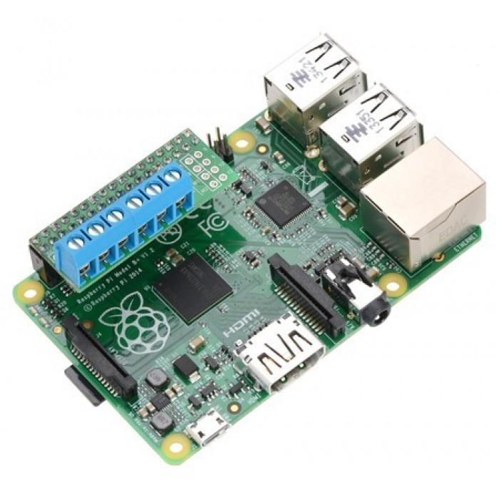 Dual Motor Driver Kit for Raspberry Pi DRV8835