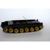 Tank Robot DIY Chassis Smart track with two carbon brush motors