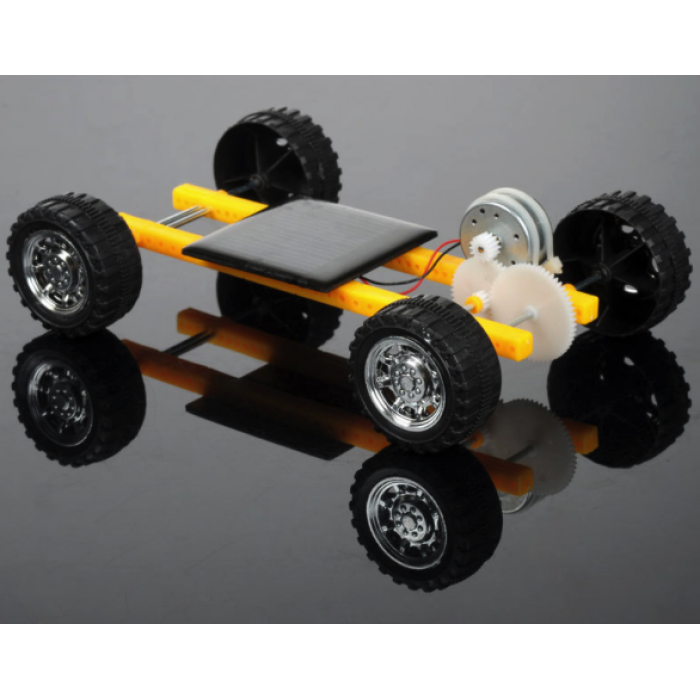 Motor Solar car DIY technology maker Small production car