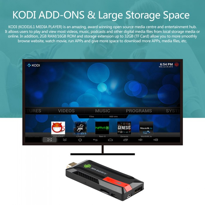 Consumer Electronics V88 Rk 3229 Smart Tv Set Top Box 1gb+8gb Android 5.1 Tv 4k Set Top Box Wifi Box Mini For Smart Tv With 4 Usb Port For 3d Movie Tv Receivers