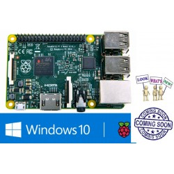 Windows 10 Released for Raspberry Pi
