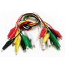 Alligator Clips Test Leads Double-ended Crocodile Clips Jumper Wire