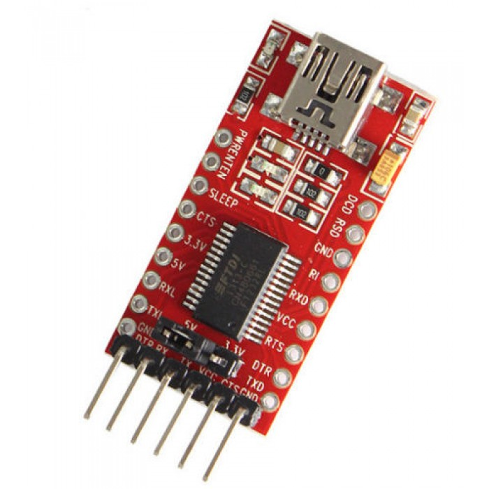 FT232RL 3.3V 5.5V FTDI USB to TTL Serial Adapter Module