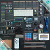 Ultimate Starter Kit for Arduino Beginner Uno R3 LCD Servo Processing