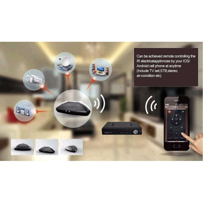 Broadlink RM Pro RM03 Universal Intelligent controller,Smart home  Automation,WIFI+IR+RF remote control for IOS iPad Android