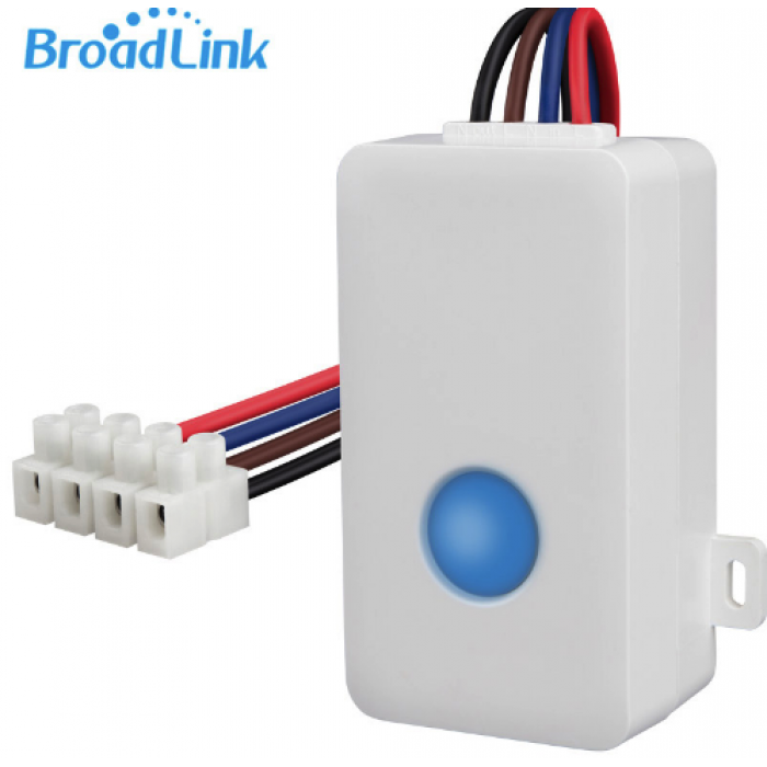 Broadlink SC1 Smart Switch WiFi APP 2.4 GHz Control Box with Timing