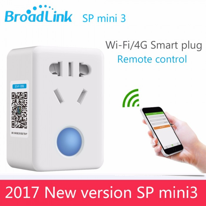 BroadLink SP Mini 3 WiFi Socket