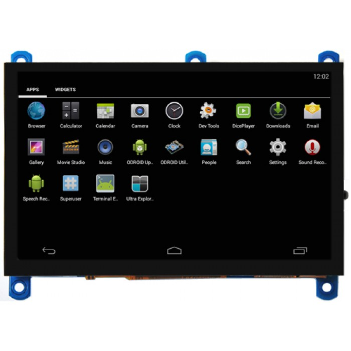5inch HDMI display with Multi-touch and Audio capability