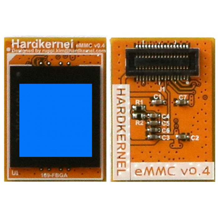 32GB eMMC Module XU4 with pre-installed Linux