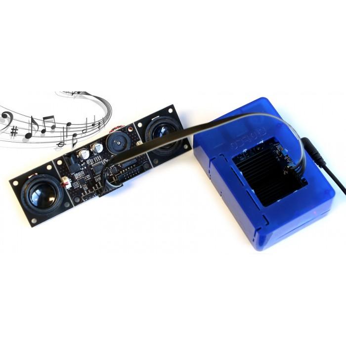 Speaker I2S 2Watt Stereo Boom Bonnet Kit