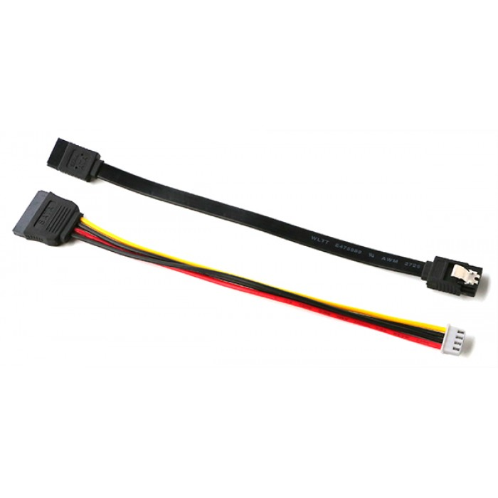 Sata Data and Power cables