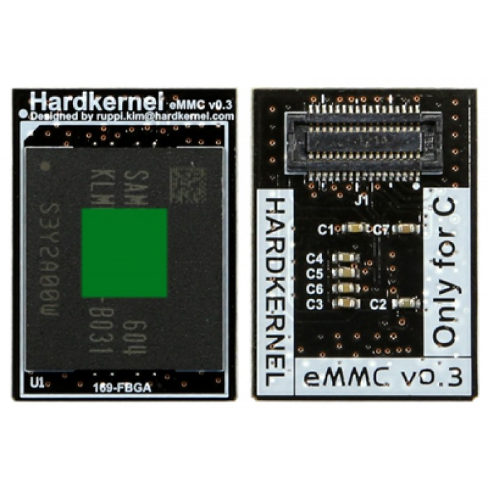 8GB eMMC Module C2 Android Black