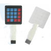 4x4 Matrix 16 Key Membrane Switch Keypad Keyboard for Arduino/AVR/PIC/ARM New