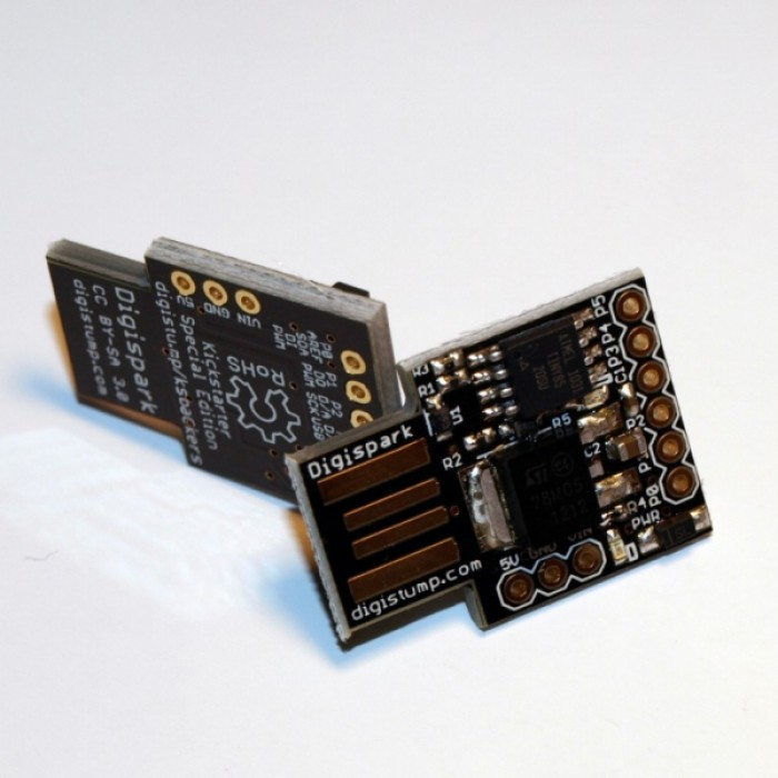 Digispark USB Development Board - Little Arduino
