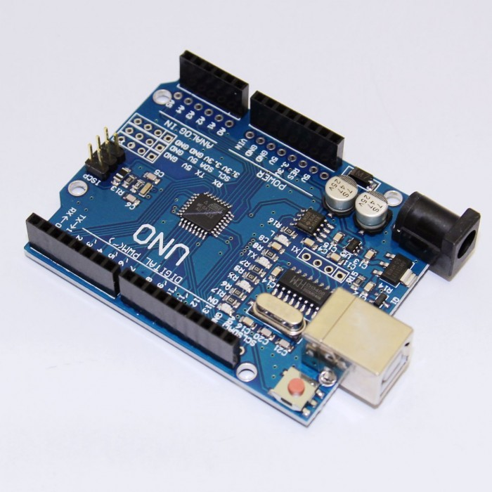 Arduino UNO R3 ATMega328P USB Compatible Development Board