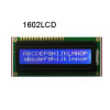 LCD HD44780 1602 16x2 Character Display Module Blue Blacklight For Raspberry Pi and Arduino
