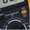 AC/DC Professional Handheld Electric Digital  Multimeter