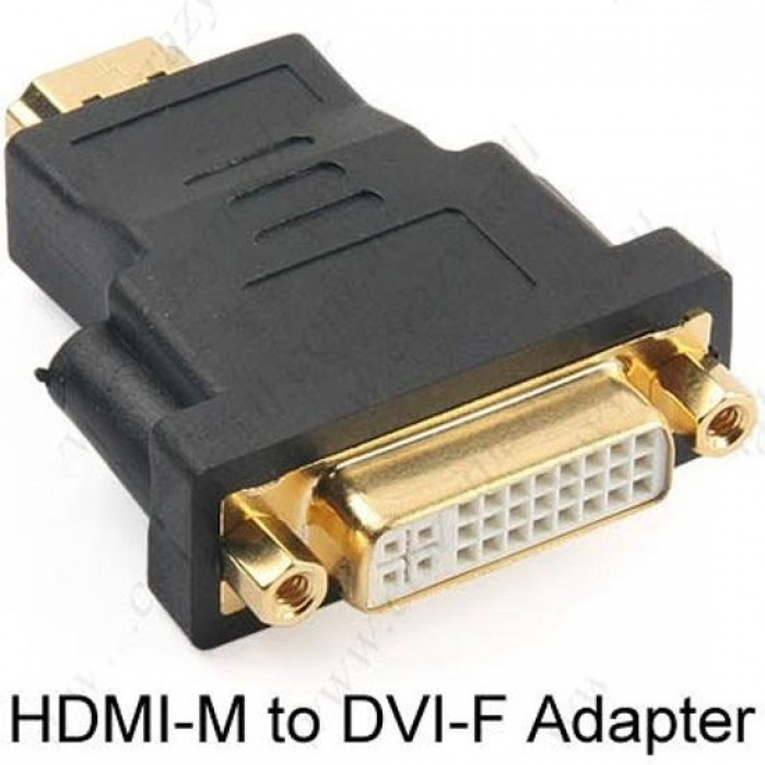 HDMI Male to DVI 24+5 Female Adapter Converter Adapter