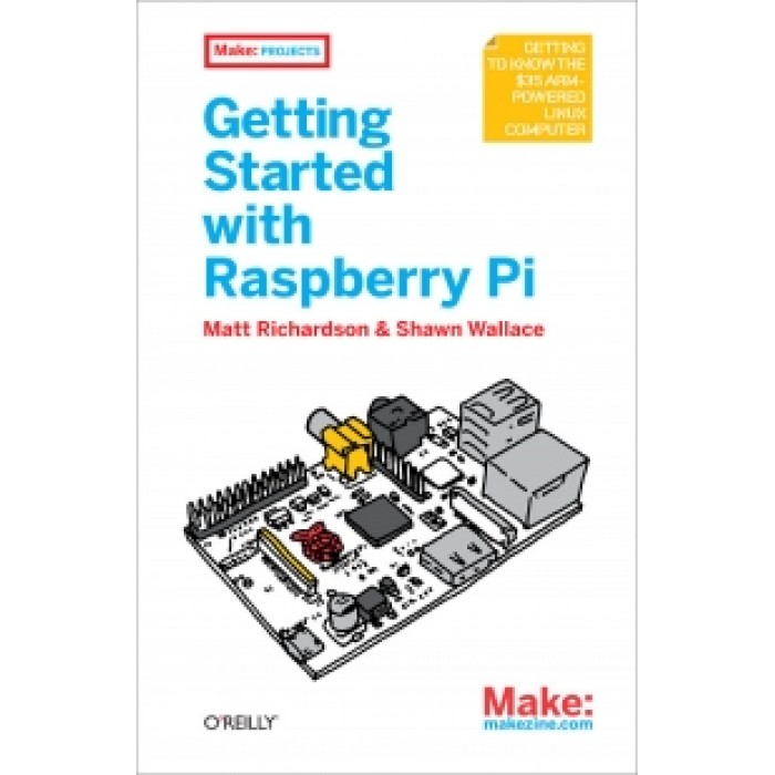 FREE - Ebook Getting Started with the Raspberry Pi