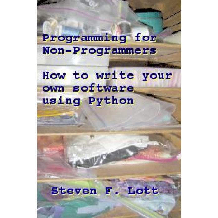 Free eBook - Python Programming for Non Programmers